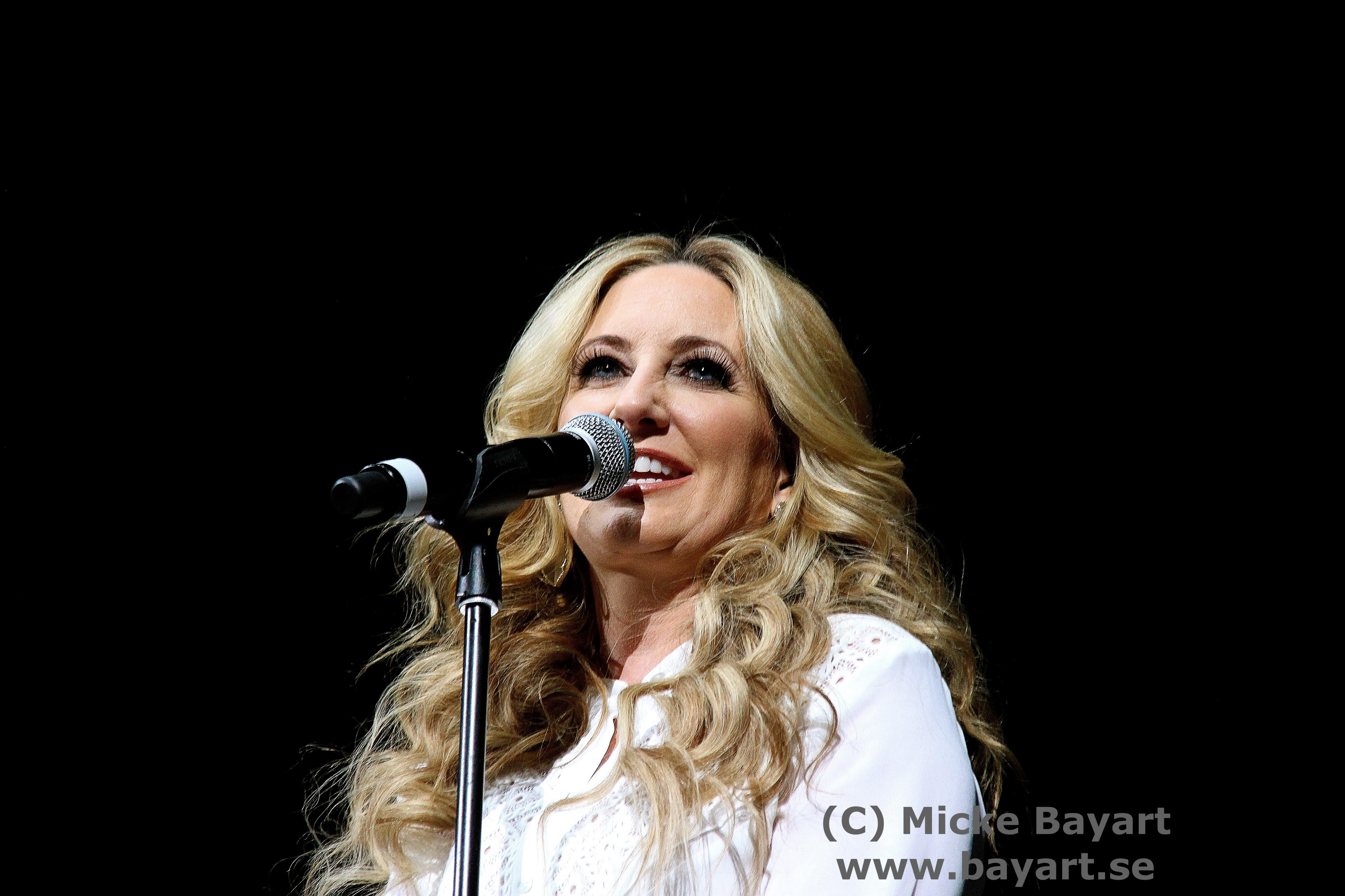 Lee Ann Womack, Stockholm (March 2015).